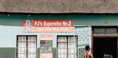 Small Business. Pj's Superette