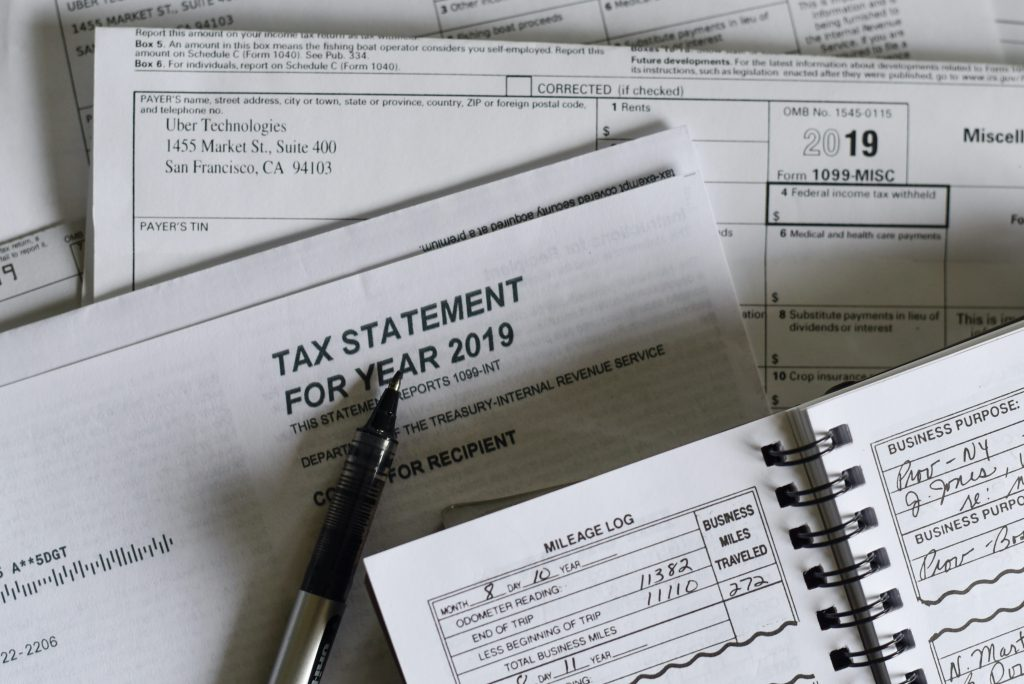 2019 tax income forms
